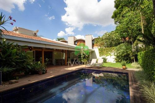 Imagem 1 de 21 de Casa À Venda, 410 M² Por R$ 1.850.000,00 - Jardim Leonor - São Paulo/sp - Ca0261