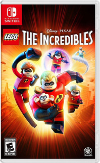 ¡ Lego The Incredibles Para Nintendo Switch En Wholegames !