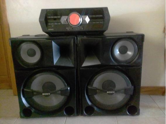 Equipo De Sonido Sony. Modelo Hcd-shakes. Compact Disc - Rec