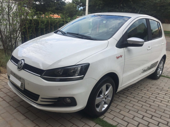 Volkswagen Fox 1.6 Msi Rock In Rio (flex) 2016