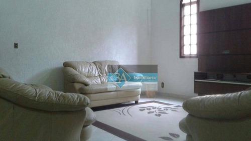 Imagem 1 de 12 de Casa Residencial À Venda, Aricanduva, São Paulo - Ca0141. - Ca0141