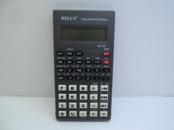 Calculadora Cientifica Bell´s Ds-732