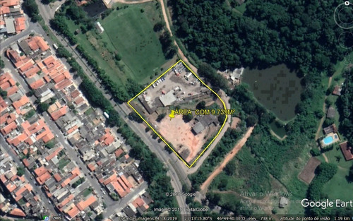 Área Com 9.739 M², Várzea Paulista - Sp