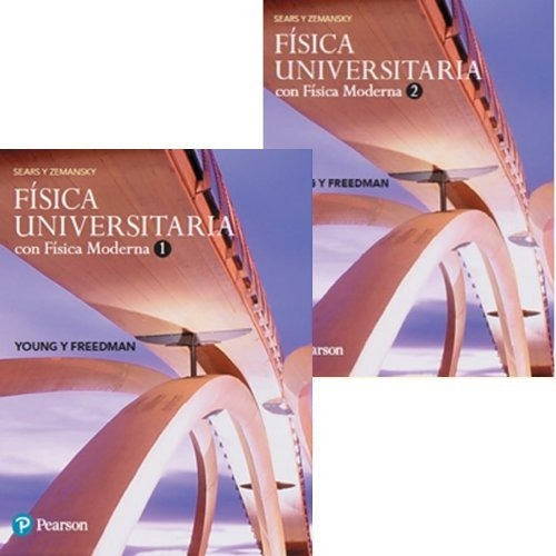 Física Universitaria - Vol. 1 Y 2 - 14/ed - Sears