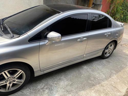 Imagem 1 de 15 de Honda Civic 2007 1.8 Exs Aut. 4p