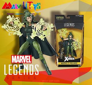 Marvel Legends Polaris