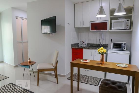 Apartamento Para Aluguel - Consolação, 1 Quarto, 32 - 892872255