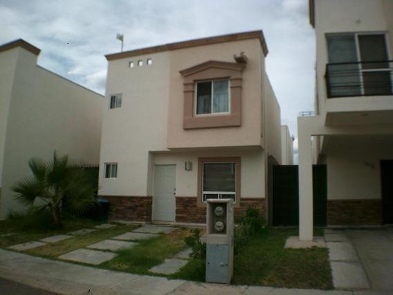 Casa En Renta En Chihuahua Fraccionamiento Valle De San Pedro