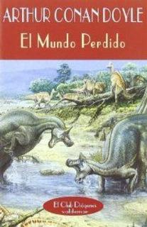 El Mundo Perdido, Arthur Conan Doyle, Ed. Valdemar