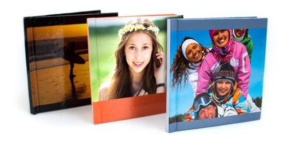 Álbum De Fotos Photobook 20x20 36pág Fotolivro Personalizado