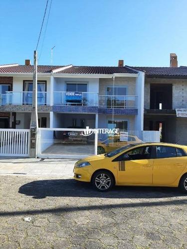 Imagem 1 de 20 de Sobrado Com 3 Dormitórios À Venda, 169 M² Por R$ 630.000 - Porto Fino - Pontal Do Paraná/pr - So0283