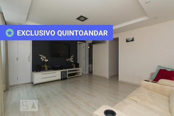 Apartamento No 13º Andar Mobiliado Com 2 Dormitórios E 1 Garagem - Id: 892855993 - 155993