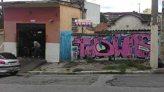 Terreno Para Venda Em São Paulo, Cangaiba - 2155