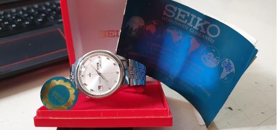 Seiko Sea Lion Foquinha Revisado Caixa Original Impecável !