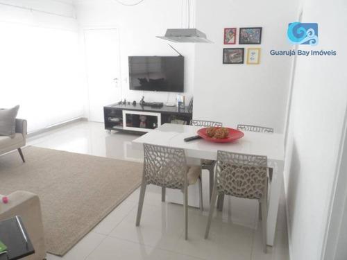 Imagem 1 de 10 de Apartamento À Venda, Praia Das Astúrias, Guarujá. - Ap4492
