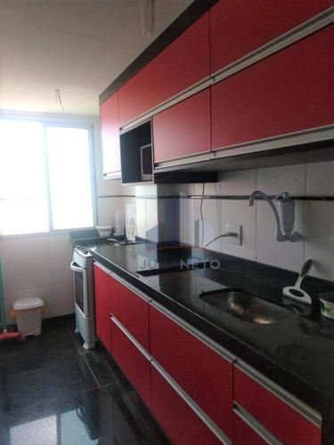 Cobertura Com 2 Dormitórios À Venda, 140 M² Por R$ 276.000,00 - Parque São Vicente - Mauá/sp - Co0136
