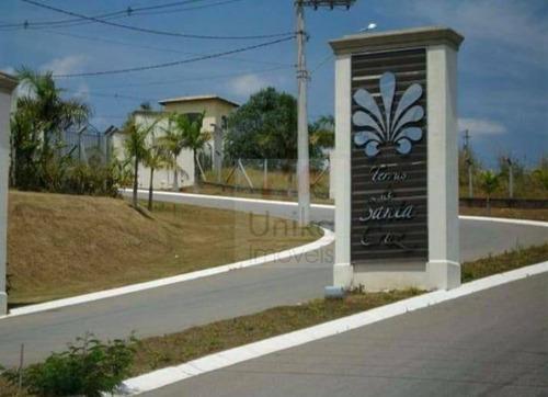 Terreno À Venda, 600 M² Por R$ 150.000,00 - Condomínio Terras De Santa Cruz - Bragança Paulista/sp - Te0991