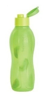 Imagen 1 de 2 de Botella Eco Twist 1lt Verde Neón