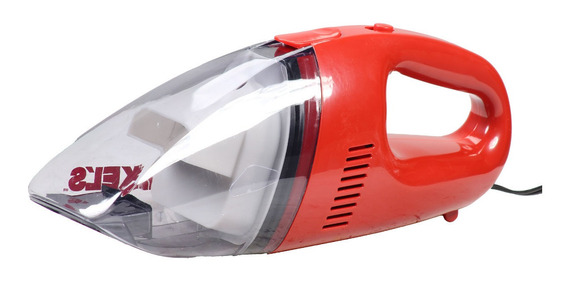 Aspiradora Para Auto Mikels Solidos Liquidos Con Cable 3 M