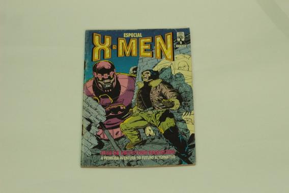 Hq X-men Especial N°2 Dias De Um Futuro Esquecido Ed. Abril