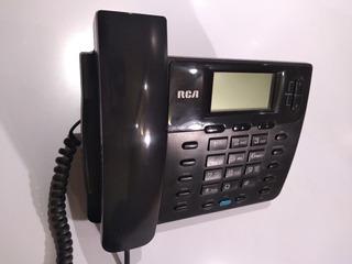 Teléfono Para Conferencias De 2 Lineas Rca