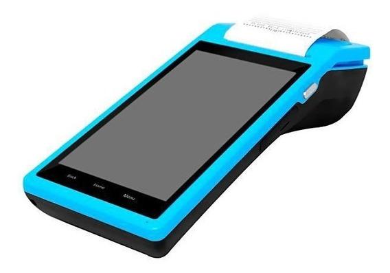 Impressora Golink Gl-v1 Touch Screen / 58mm / Bivolt - Azul - Novo Caixa Lacrada