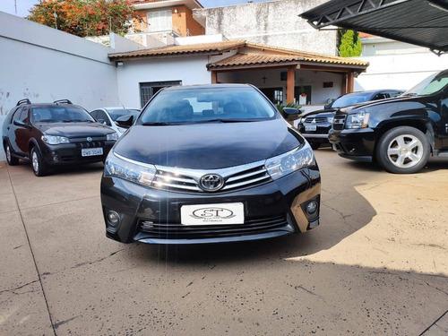 Imagem 1 de 9 de Toyota Corolla 2.0 Xei 16v Flex 4p Automático