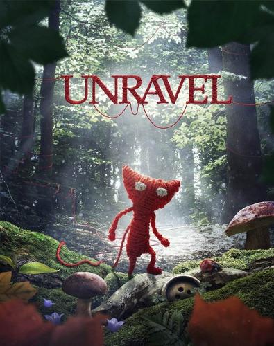 Unravel Juego Pc Original + Español + Online Cdkey