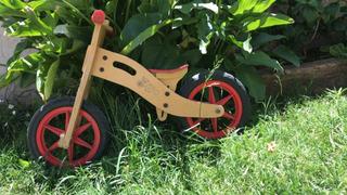 Bicicleta Gio De Madera
