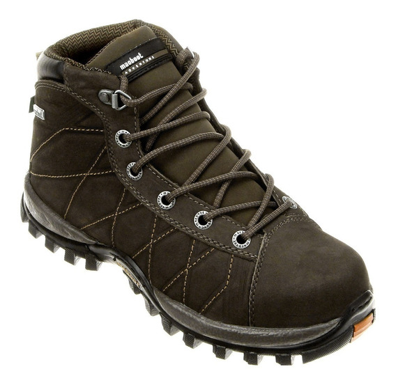 Bota Macboot Carvalho 02 - Verde Militar