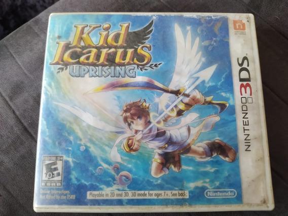 3ds - Kid Icarus Uprising - Usado