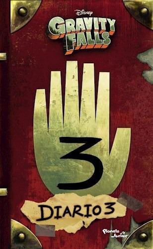 Gravity Falls: Diario 3 - Disney