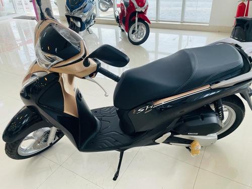 Imagem 1 de 7 de Honda Sh 150 Dlx 2021 Okm