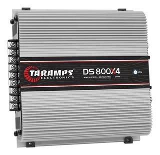 Modulo Amplificador Taramps Ts800x4 800w Rms 4 Canais 2 Ohm