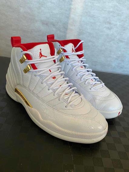 Nike Air Jordan 12 Fiba
