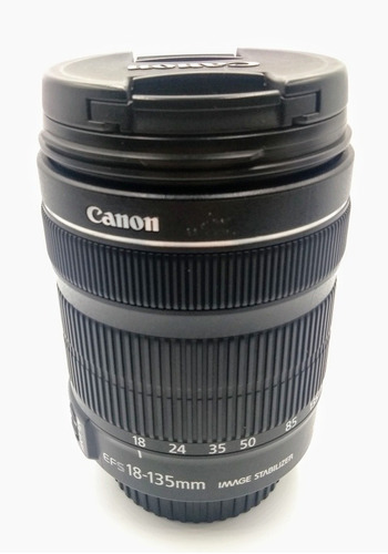 Lente Objetiva Canon 18-135mm Is Excelente Estado