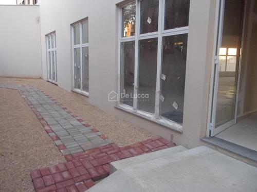 Imagem 1 de 10 de Salão Para Aluguel Em Chácara Da Barra - Sl009729