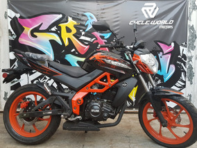 Jawa Rvm 250 F4 Naked Deprtiva 0km 2018 Hasta 19/3