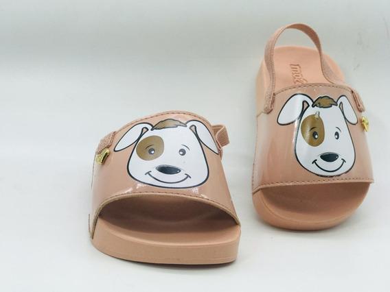 Chinelo Infantil Feminino Molekinha Baby Cachorro 2125116