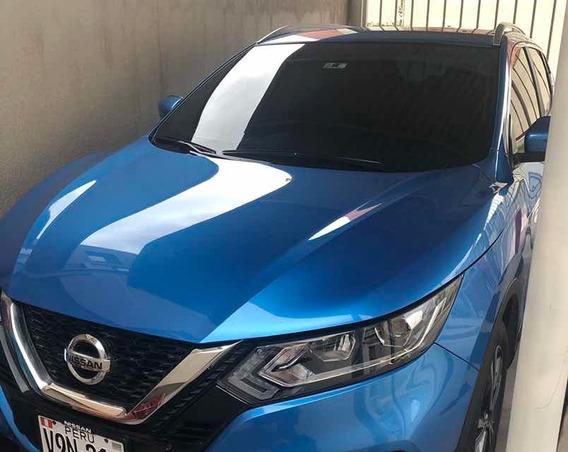 Nissan Qashqai Advance Semifull 6-mt 2wd