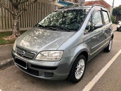 Fiat Idea Elx 1.4 Carro Semi Completo Impecavel
