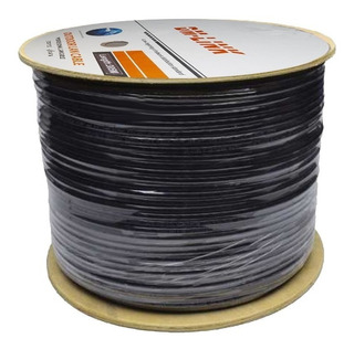 Bobina De Cable De Red Utp - 100% Cobre Cat.6 305mt Unifilar