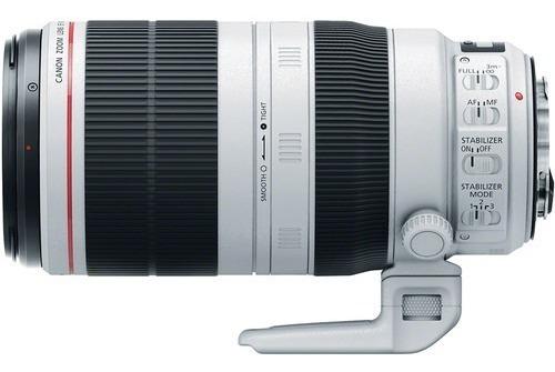 Lente Canon 100-400mm L F/4.5-5.6 L Is Ii Usm Lens -zerada