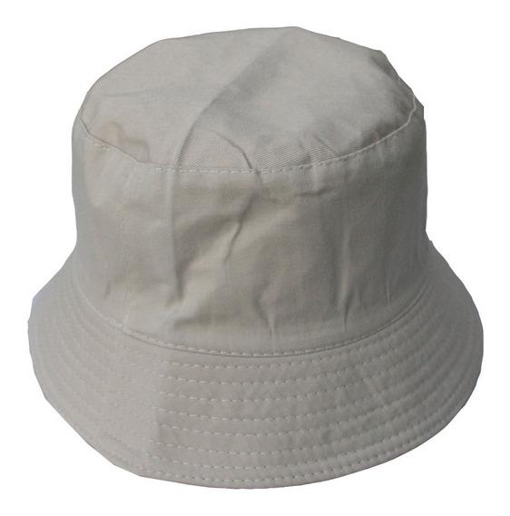 Sombrero Piluso - Crema / Beige - Liso