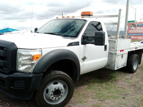 Ford F-550 6.7l Ktp Diesel At 2014