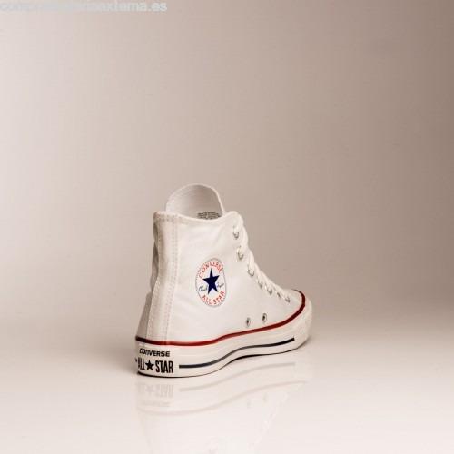 all star converse blancas hombre
