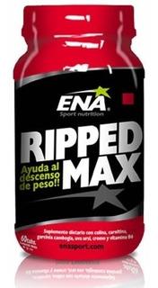 Ripped Max Ena Quemador De Grasa, Efectivo Ideal Para Marcar