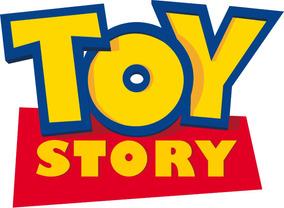 Placa Logo Toy Story - Festas