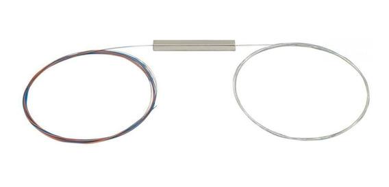 Splitter Óptico Balanceado 1x2 S/ Conector Xfs 120 Intelbras