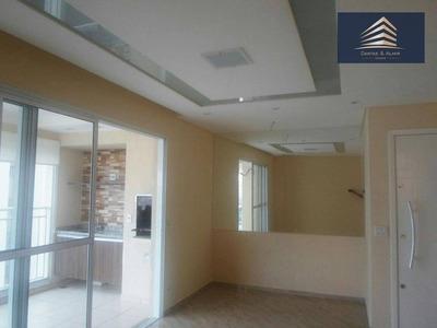 Apartamento Na Vila Augusta, Condomínio Supera, 86m², 3 Dormitórios, 2 Vagas, Aceita Permuta. - Ap0281